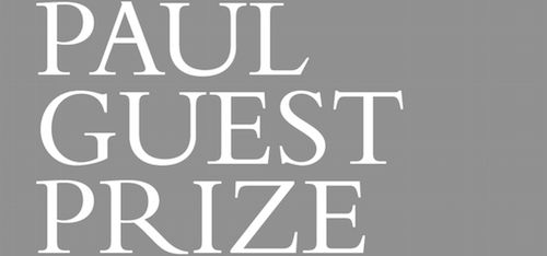 PAUL GUEST DRAWING PRIZE 2014